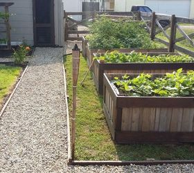Using Pallets To Make Raised Garden Beds, Container Gardening, Gardening,  Pallet, Raised