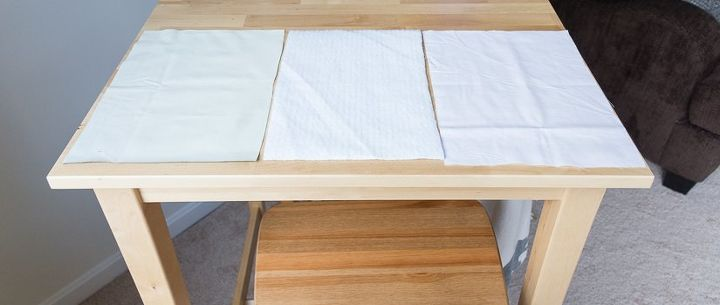 make thermal insulated blackout shades, how to, reupholster, window treatments, windows