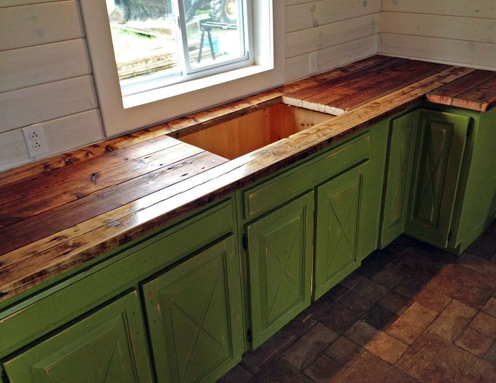 Homemade Outdoor Kitchen Cabinets