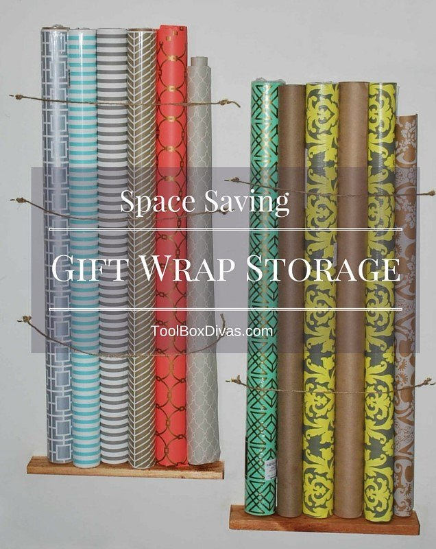 Wrapping paper storage 100 images sterilite 40 inch for Vertical gift wrap storage