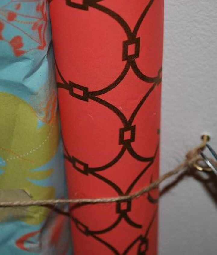 space saving gift wrap storage, cleaning tips, craft rooms, diy, organizing, shelving ideas, storage ideas