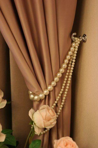 Classy Curtain Tiebacks