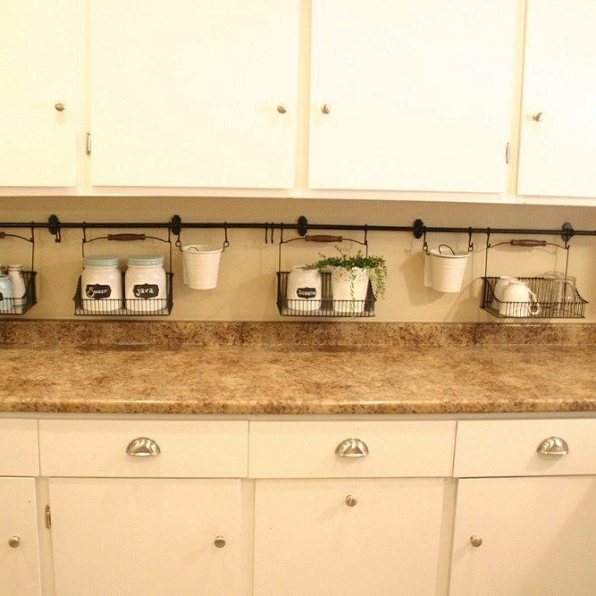 17 Brilliant Ways to Declutter Every Countertop In Your ...