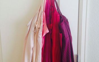 Cami Organization - Closet Space Saving Tip