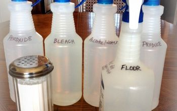 Make Your Own: Cleaning Supplies #FreshAndClean