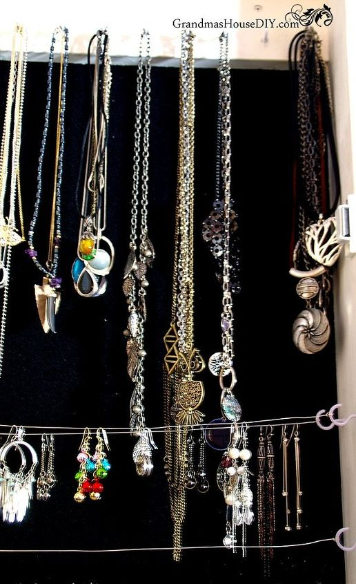 build a hidden jewelry cabinet out of a mirror, repurposing upcycling, storage ideas, woodworking projects