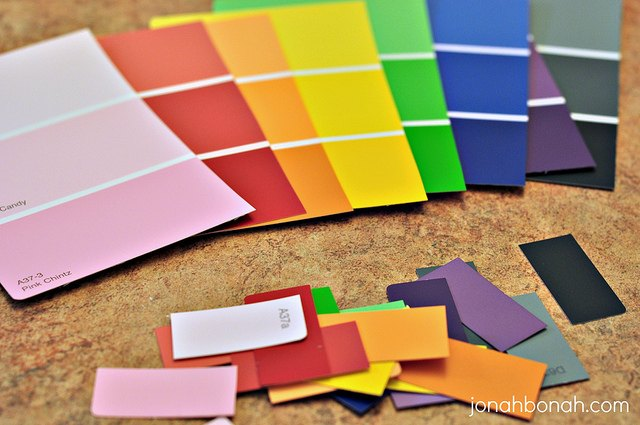 how to pick paint colors, how to, paint colors