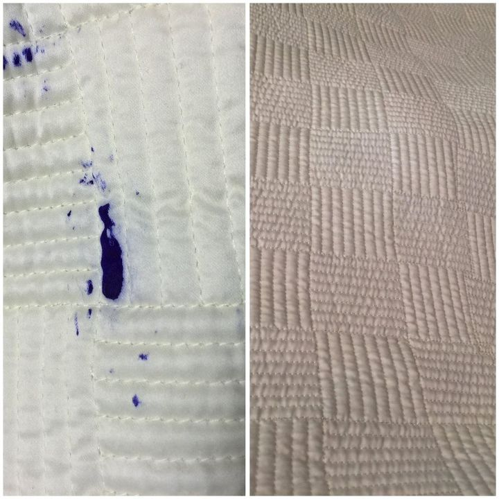 how to clean stained fabric, cleaning tips, reupholster