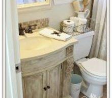 guest bathroom makeover, bathroom ideas, home maintenance repairs, painting