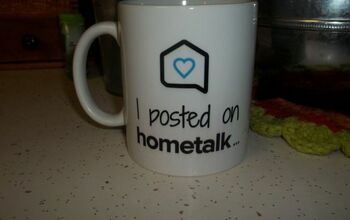 Hometalk Coffee Cup    Thank You so Much Ladies!