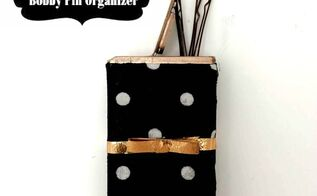 how to transform an empty tic tac pac into chic bobby pin storage, crafts, decoupage, how to, repurposing upcycling