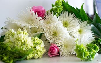 5 tips to extend the life of your floral arrangements, container gardening, flowers, gardening