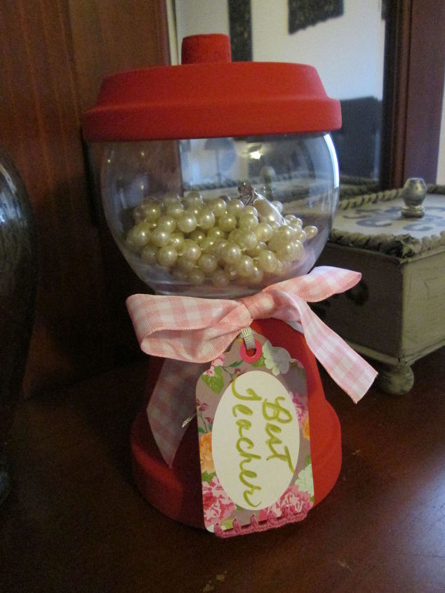 super easy candy trinket jar, crafts, repurposing upcycling, seasonal holiday decor, valentines day ideas