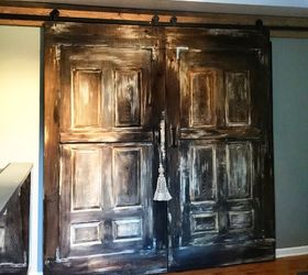 Barn Doors For A Nice Rustic Decor, Bedroom Ideas, Doors, Painting, Rustic