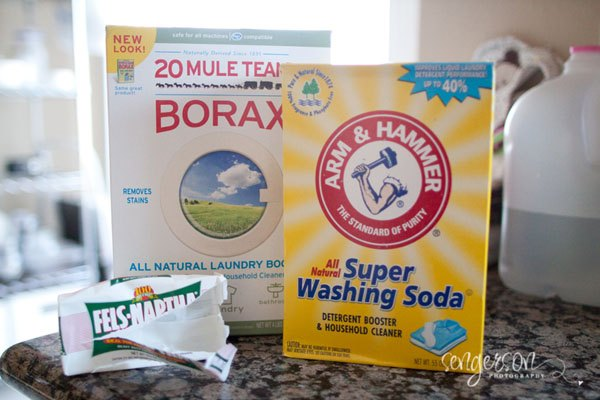 DIY Laundry Detergent | Hometalk