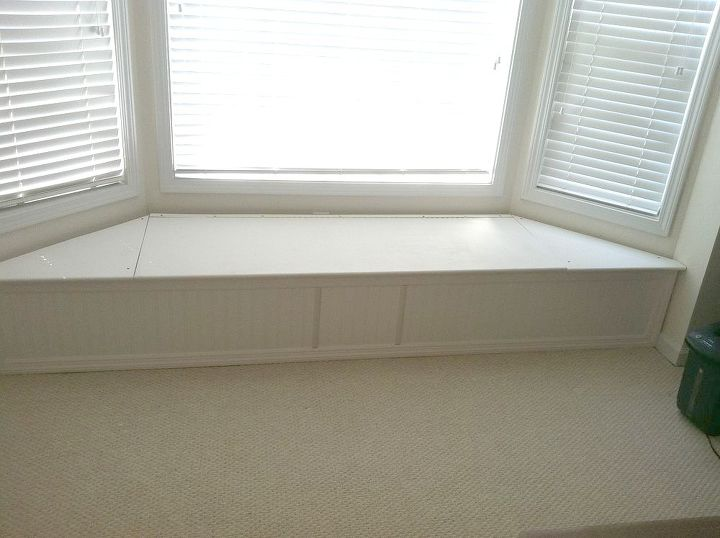 s 23 insanely clever ways to eliminate clutter, organizing, storage ideas, Build a Window Seat That Doubles as Storage