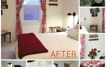 Guest Room Refresh - On the Cheap