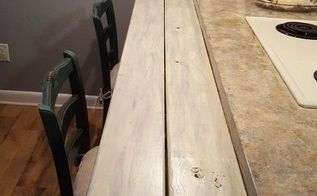 guest house renovation, bathroom ideas, diy, flooring, painted furniture, pallet