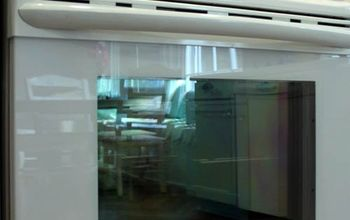 How to Clean INSIDE Your Oven Door #FreshandClean