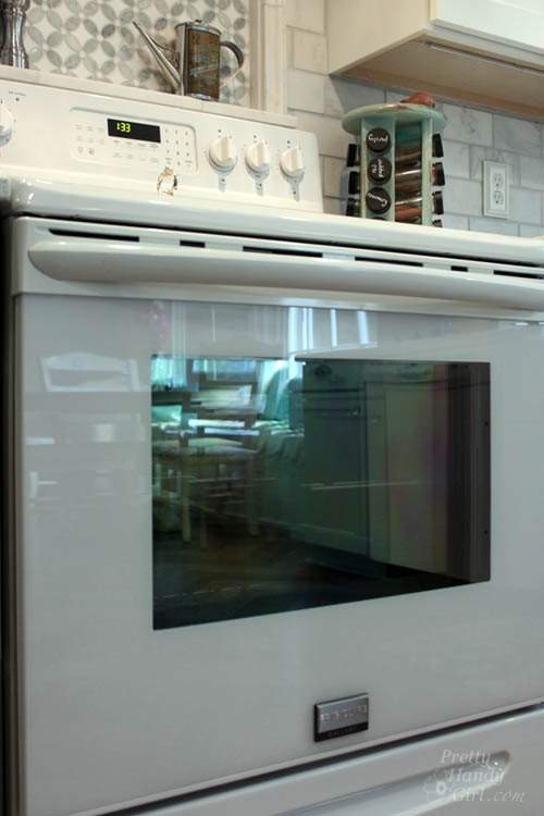 How to clean inside your oven door freshandclean hometalk how to clean inside your oven door freshandclean appliances cleaning tips how to planetlyrics Choice Image