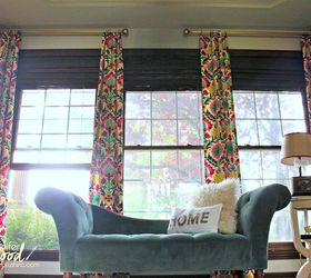 Diy Office Curtains, Diy, Reupholster, Wall Decor, Window Treatments