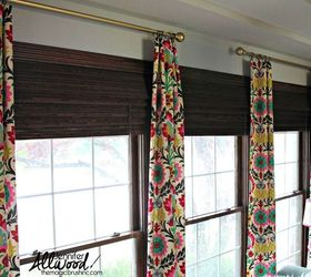 Curtains For Office. Diy Office Curtains, Diy, Reupholster, Wall Decor,  Window