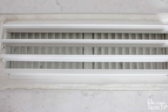 how to clean floor and ceiling vents in the dishwasher, appliances, cleaning tips, how to