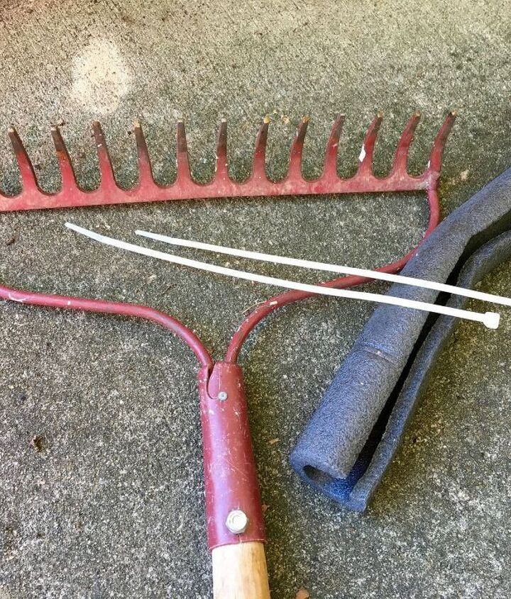 homemade squeegee, cleaning tips, outdoor living