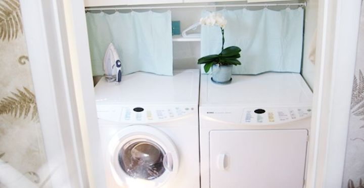 fun functional laundry room makeover ideas to make wash day a cinch, laundry rooms, organizing