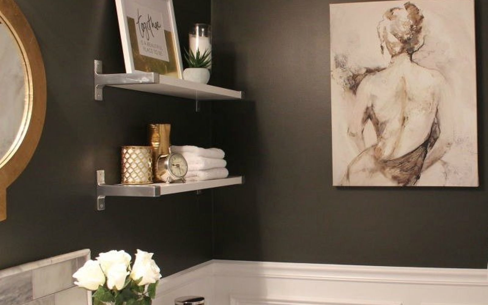 s 10 awesome paint colors to try in 2016, bedroom ideas, home decor, paint colors, Urbane Bronze Sherwin Williams