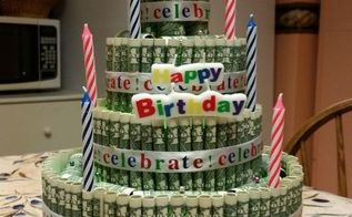 differnet way to give money on birthday s or any other occasion, crafts