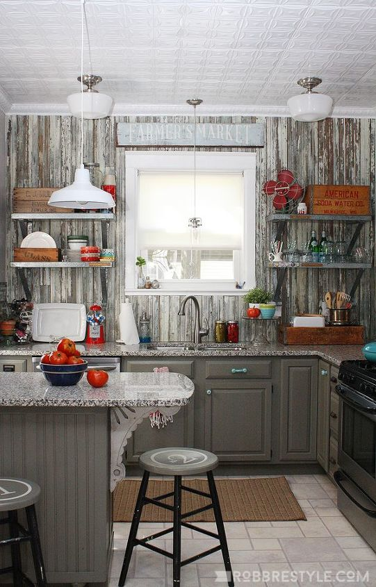 DIY Vintage Farmhouse Kitchen Remodel | Hometalk on rustic wood kitchen ideas, rustic carpet ideas, rustic cabin kitchens, rustic kitchen tile ideas, rustic kitchen ceiling ideas, rustic kitchen makeover ideas, rustic red kitchen ideas, rustic kitchen decor ideas, rustic kitchen remodeling, vintage remodel ideas, rustic kitchen islands, rustic remodeled kitchens, rustic style kitchens, rustic kitchen cabinets, log cabin kitchen ideas, rustic outdoor kitchen ideas, rustic kitchen home, small rustic kitchen ideas, rustic kitchen shelf ideas, rustic kitchen cupboard ideas,