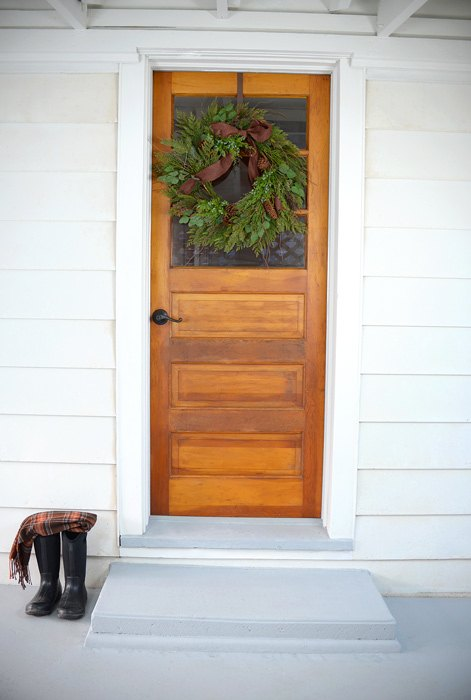 side door transformation on a tight budget, doors, home maintenance repairs, painting