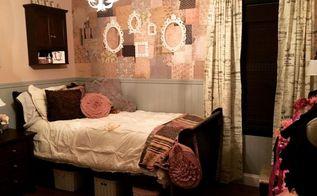 girls vintage boutique bedroom, bedroom ideas