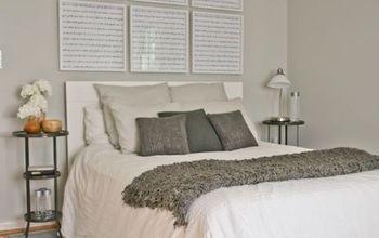 master bedroom mini makeover, bedroom ideas, home decor