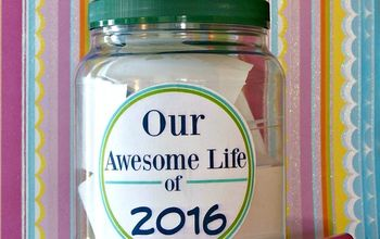 Capture Your Family Memories in 2016 With a Memory Jar