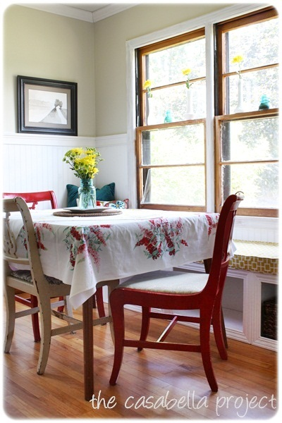 breakfast room makeover, home decor, living room ideas, woodworking projects, Breakfast Room Makeover