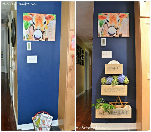 How To Make Hanging Wall Boxes | Hometalk