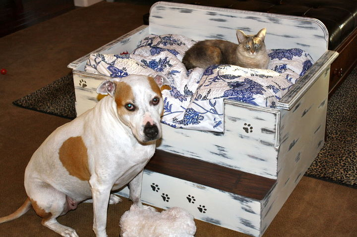 Homemade Dog Bed Or Cat Bed Hometalk