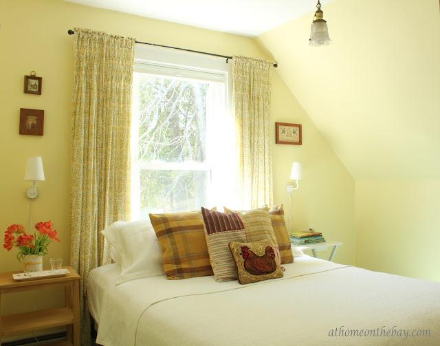 guest bedroom update, bedroom ideas, home decor