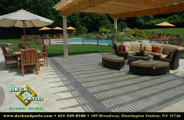 patios patios patios, concrete masonry, decks, outdoor living, patio, pool designs, Travertine patio
