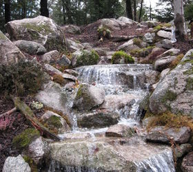 Pondless Waterfall Transforms Backyard In NH