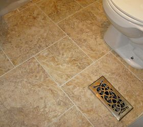 Diy Grouted Vinyl Tiling, Bathroom Ideas, Home Decor, Tile Flooring, Tiling,  Rachael Part 71