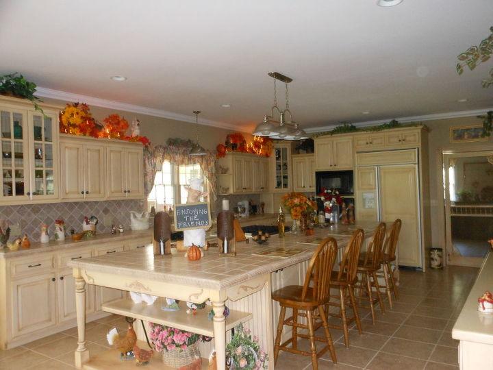 fall, kitchen design, seasonal holiday decor