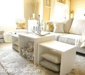 Diy 3 In 1 Coffee Table, Diy, Living Room Ideas, Woodworking Projects,