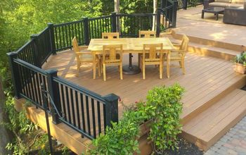 Considering a composite deck? Deck building tricks and tips from our ""