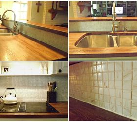 Kitchen Makeover with Butcherblock Countertops Hometalk