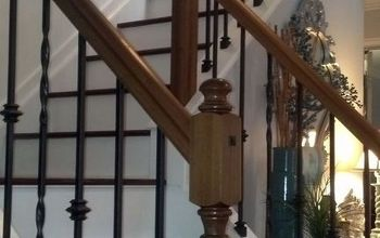 Refinishing the Stairs- Step by Step