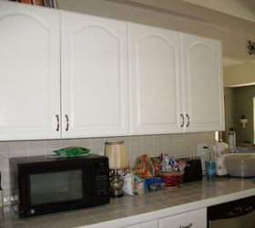 High Quality Kitchen Transformation From White To Chocolate Cabinets, Kitchen Cabinets,  Kitchen Design, Painting,