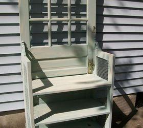 repurposed door shelf build diy doors repurposing upcycling shelving ideas & Repurposed Door Shelf   Hometalk